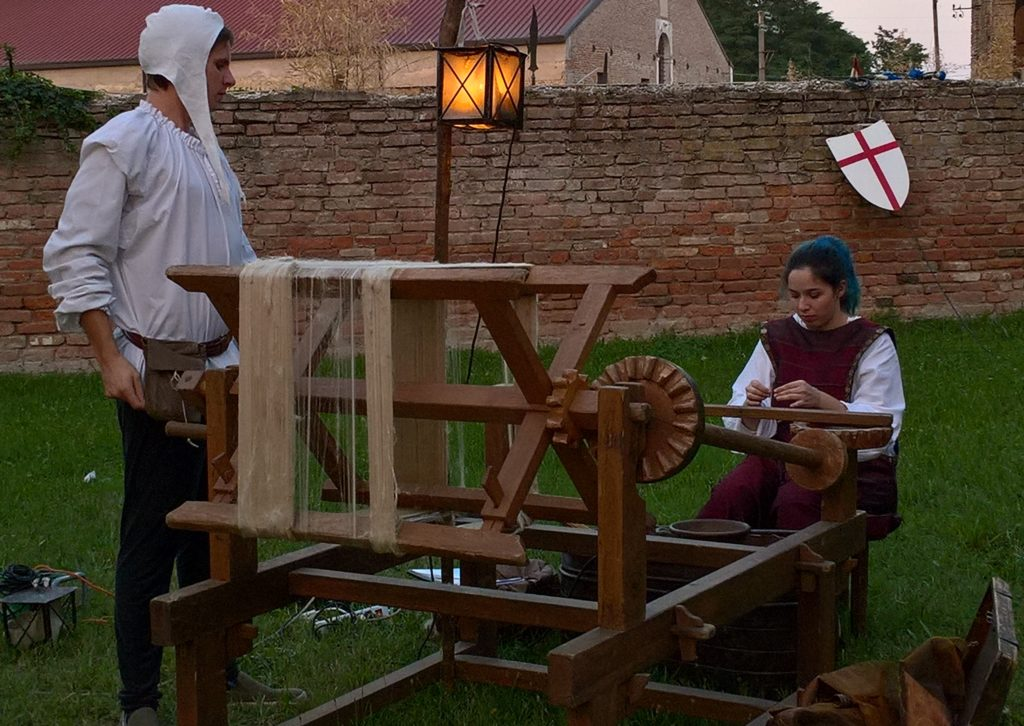 Middle Ages festivities at Correzzola