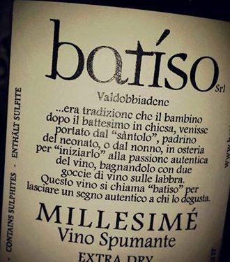 vino rosso Batiso